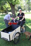 The standard box trike!
